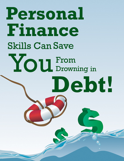 Personal Finance Skills Can Save You From Drowning In Debt