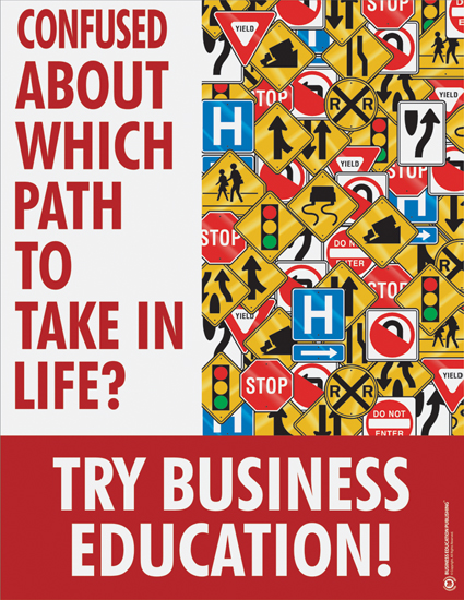 Confused About Which Path to Take in Life? Try Business Education!