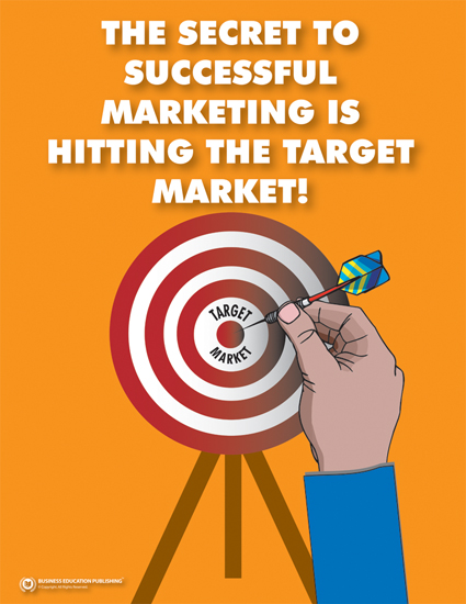 The Secret To Successful Marketing Is Hitting The Target
