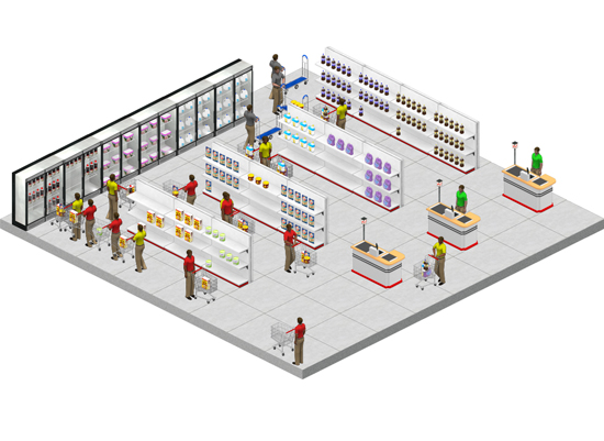 Virtual Business: Retailing Simulation