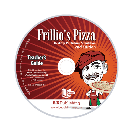 Frillio's Pizza Desktop Publishing Simulation