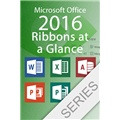 Microsoft Office 2016 Ribbons Series (Set of 5)