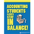 Accounting Students Always Stay in Balance