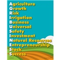Related Terms in Agribusiness