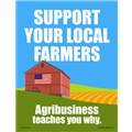 Agribusiness: Support Your Local Farmers