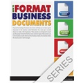 How to Format Business Documents Poster Series (Set of 5)