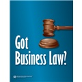 Got Business Law?