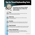Tips for Timed Keyboarding Tests