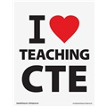 I Love Teaching CTE