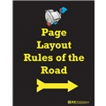 Page Layout Rules of the Road Series (Set of 5)