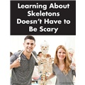 Learning About Skeletons Doesn't Have To Be Scary