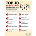 Top 10 Health Care Workplace Tips