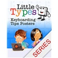 Little Types Keyboarding Tips Series (Set of 5)
