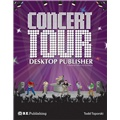 Concert Tour Desktop Publisher