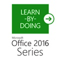 Learn-by-Doing: Office 2016 Series Student Textbook -  All 3 Titles